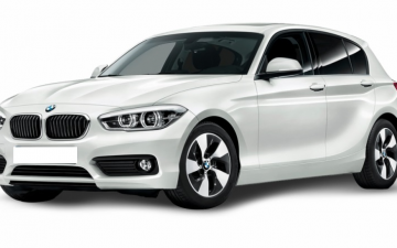 Rent BMW 116i Automatic