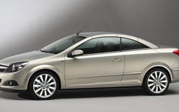 Rent Opel Astra Twintop