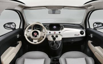 Rent Fiat 500c Convertible Automatic
