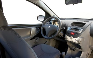 Rent Peugeot 107 Automatic