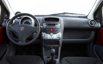 Rent Peugeot 107