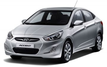 Rent Hyundai Accent Automatic