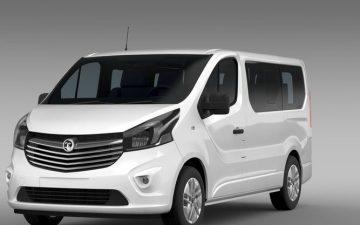 Rent Opel Vivaro