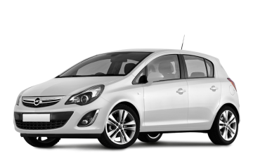 Rent Opel Corsa Automatic