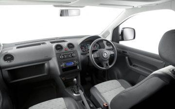 Rent VW Caddy