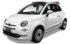 Fiat 500c Convertible Automatic