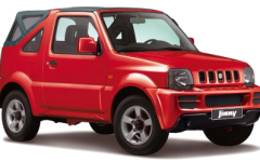 Suzuki Jimny (old classic model)