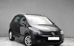 VW Golf Plus TSI